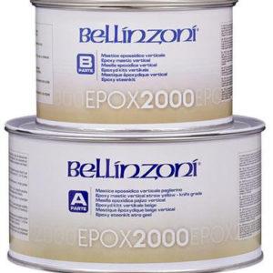 Двухкомпонентный клей для камня Bellinzoni EPOX 2000 А+В (Бежевый)
